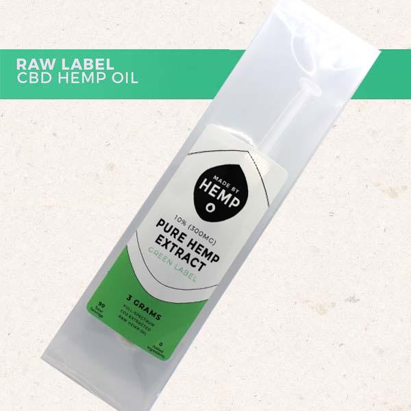 3g green label