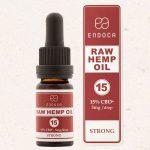 Endoca Raw Hemp Oil Drops