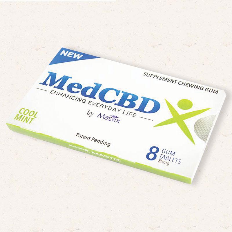 MedCBDX Chewing Gum
