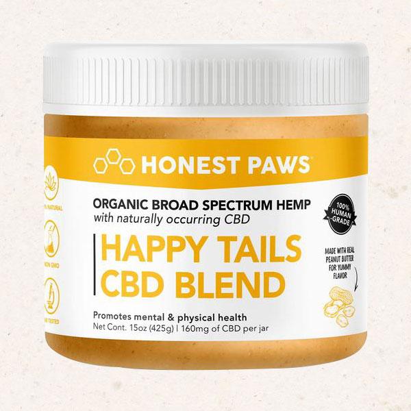 New Products Honest Paws CBD Blen
