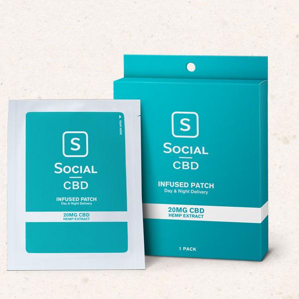 Social CBD Patch