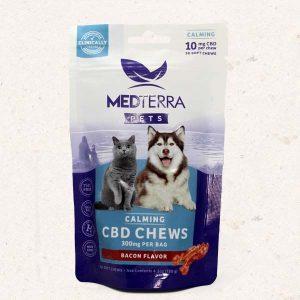 MedTerra Hemp CBD Calming Soft Chews