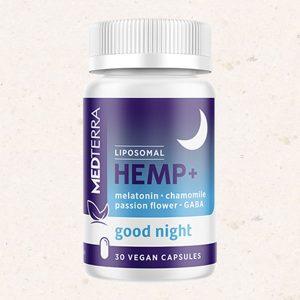 Medterra CBD Sleep Capsules