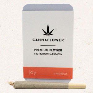 Joy Cannaflower CBD Pre-Rolls