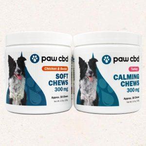 CBDmd Paw CBD Soft Chews 300mg CBD Dog Treats