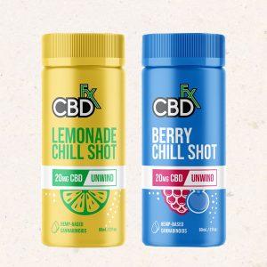 CBDfx Chill Shots