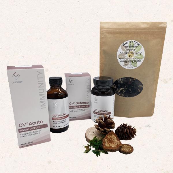 Wellness Immunity Product Bundle