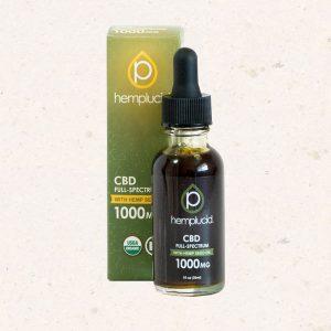 Hemplucid CBD Oil Tincture