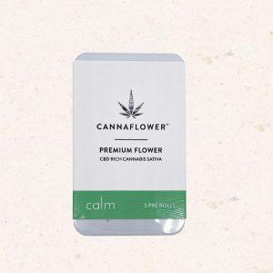 CannaFlower Calm CBD Pre-Rolls